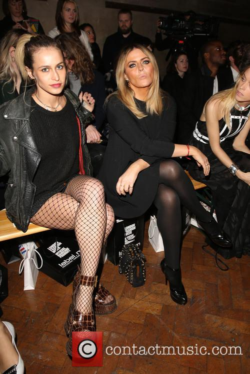 Alice Dellal and Patsy Kensit