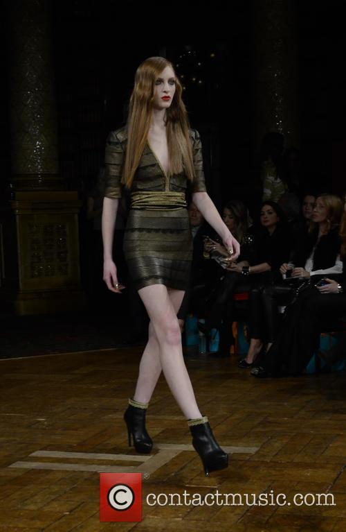 London Fashion Week, Kristian Aadvenik and Catwalk 2