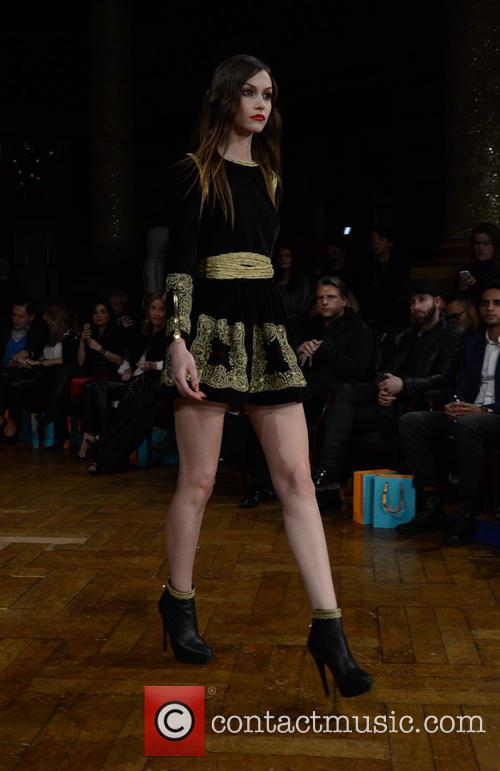 London Fashion Week, Kristian Aadvenik and Catwalk 5
