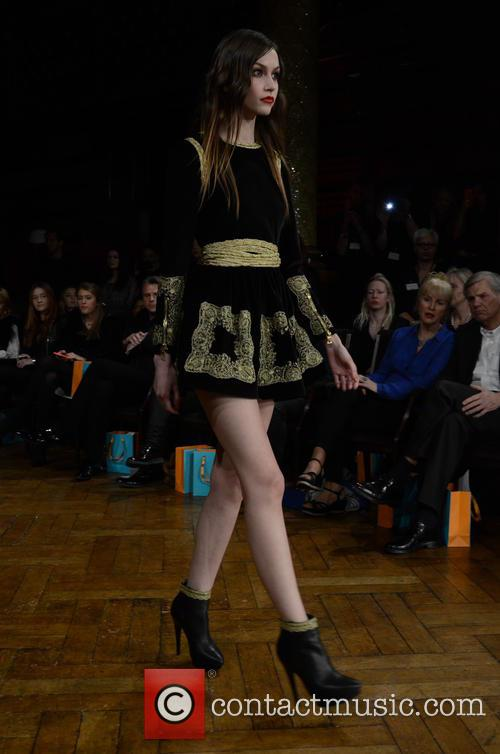 London Fashion Week, Kristian Aadvenik and Catwalk 6