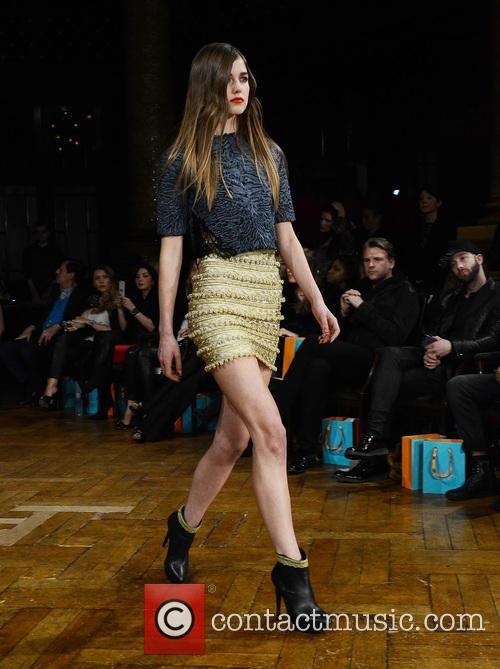 London Fashion Week, Kristian Aadvenik and Catwalk 7