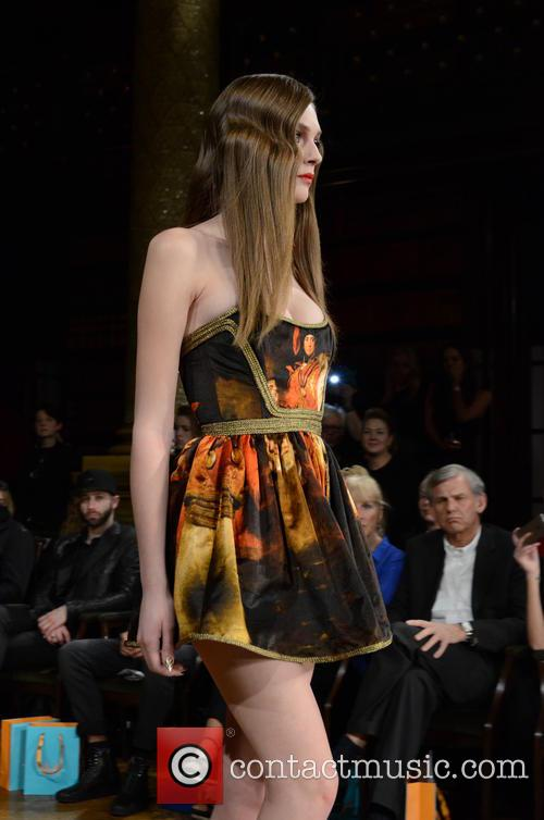London Fashion Week, Kristian Aadvenik and Catwalk 1