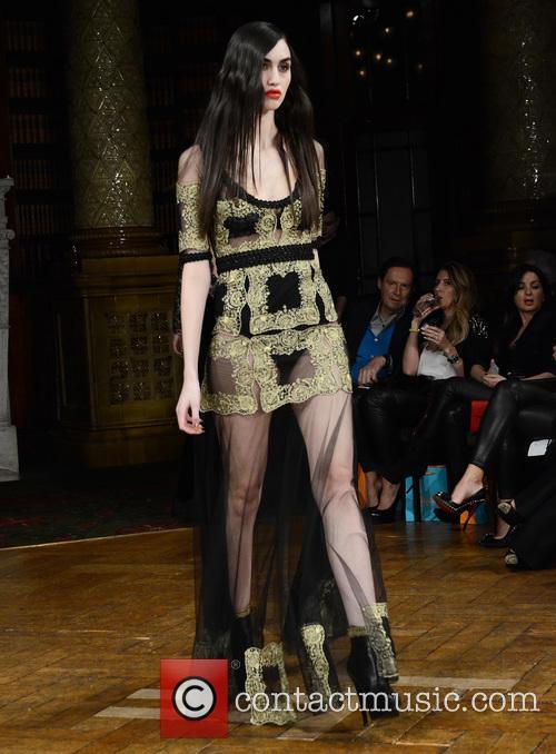 London Fashion Week, Kristian Aadvenik and Catwalk