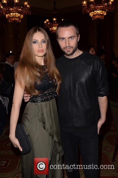 Xenia Tchoumitcheva and Kristian Aadnevik 3