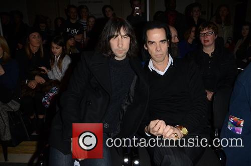 Bobbie Gillespie and Nick Cave 4
