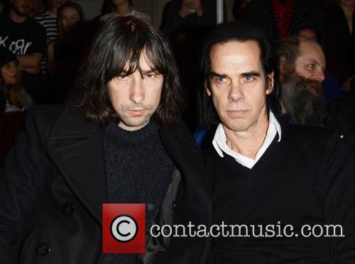 Bobbie Gillespie and Nick Cave 5