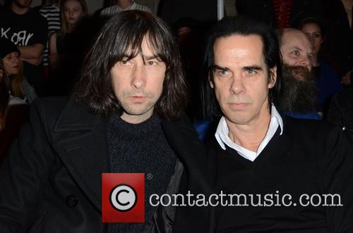 Bobbie Gillespie and Nick Cave 6
