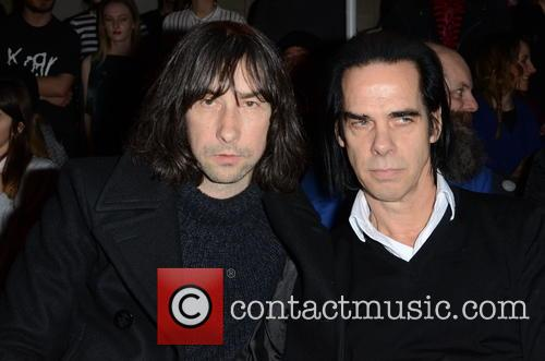 Bobbie Gillespie and Nick Cave 1