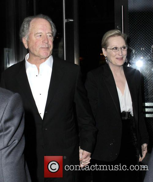 Meryl Streep and Don Gummer 2