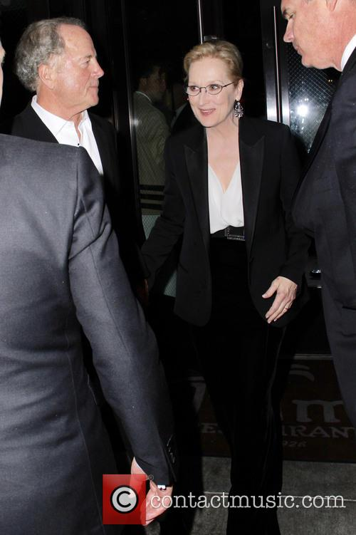 Meryl Streep and Don Gummer 5