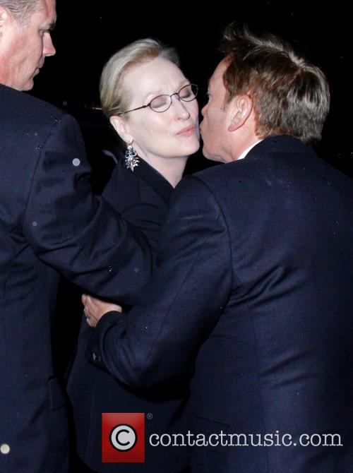Meryl Streep and Don Gummer 6