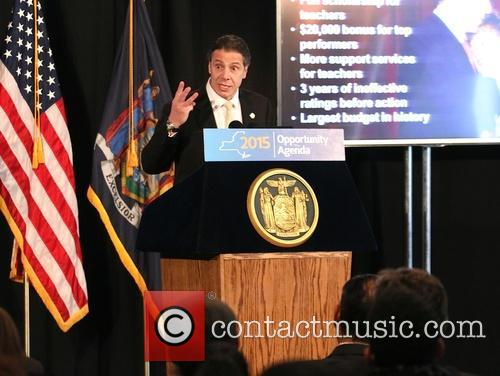 Andrew Cuomo and Andrew Couomo 1
