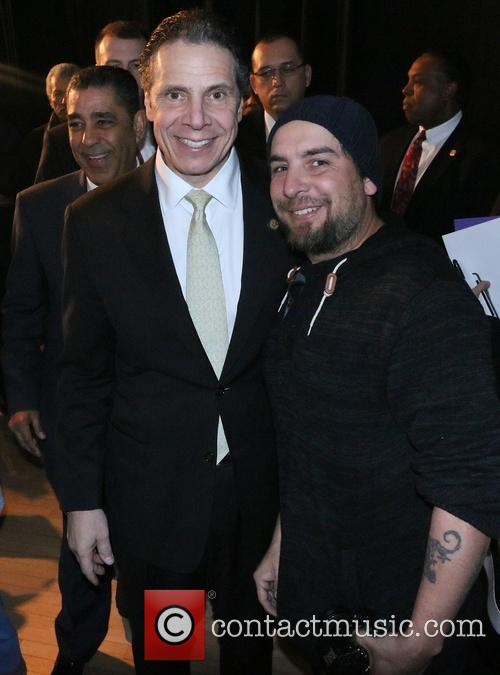 Andrew Cuomo, Andrew Couomo and Tommy Parker 9