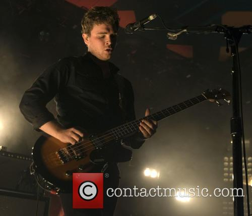 Mike Kerr, Ben Thatcher and Royal Blood 3