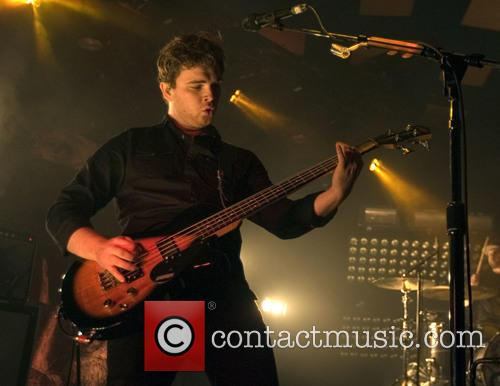 Mike Kerr, Ben Thatcher and Royal Blood 5