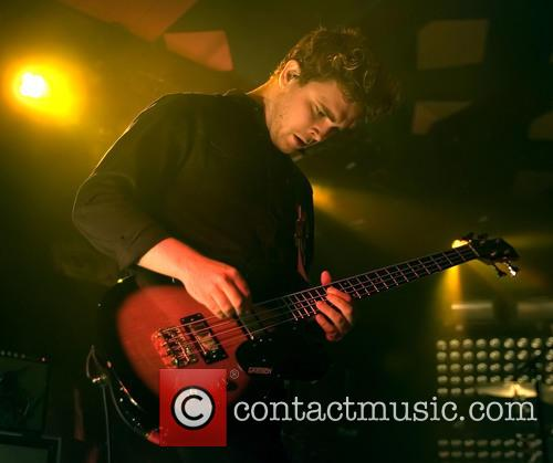 Mike Kerr, Ben Thatcher and Royal Blood 7