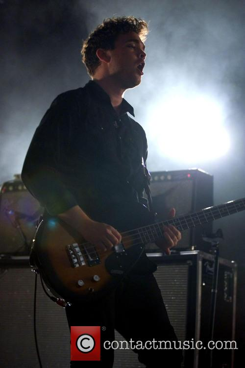 Mike Kerr, Ben Thatcher and Royal Blood 11