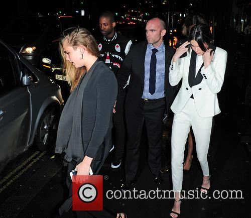 Kendall Jenner and Cara Delevingne 2