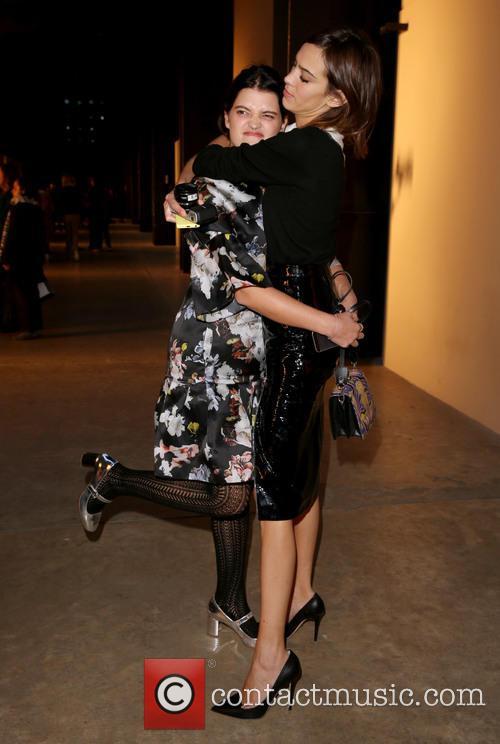 Alexa Chung and Pixie Geldof 8