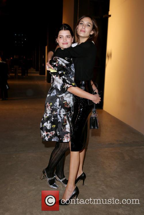 Alexa Chung and Pixie Geldof 9
