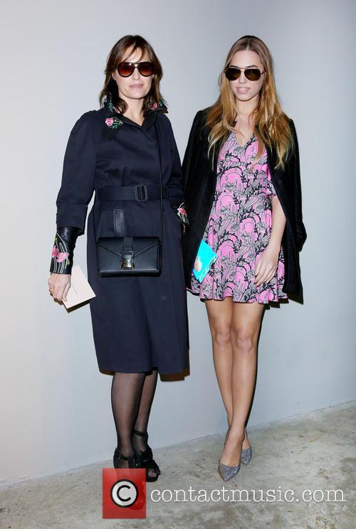 Amber Le Bon and Yasmin Le Bon 5