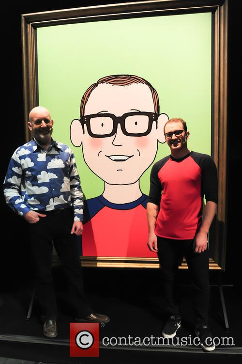 Nick Sharratt and Richard Wisker 4