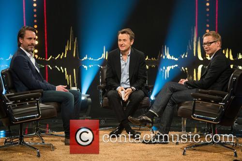 Fredrik Skavlan, Magnus Falkehed and Niclas Hammarström 8