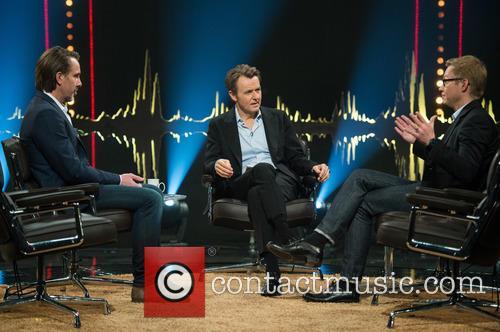 Fredrik Skavlan, Niclas Hammarström and Magnus Falkehed 6