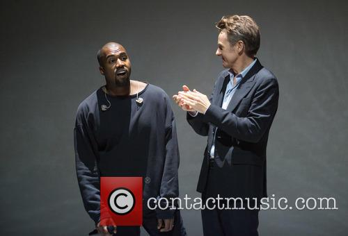 Kanye West and Fredrik Skavlan 3