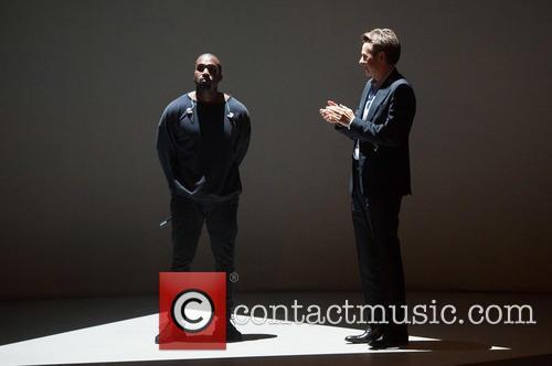 Kanye West and Fredrik Skavlan 7
