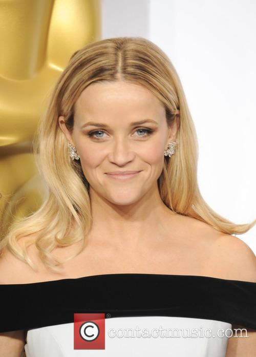 Reese Witherspoon at 2015 Oscars