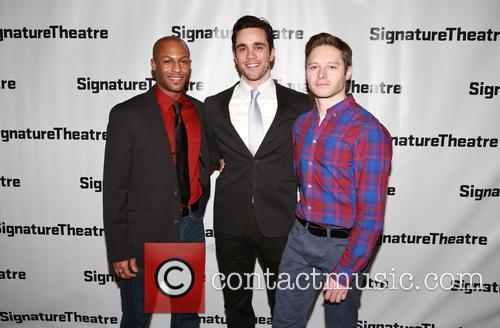 Emmanuel Brown, Ryan-james Hatanaka and Bobby Steggert 2