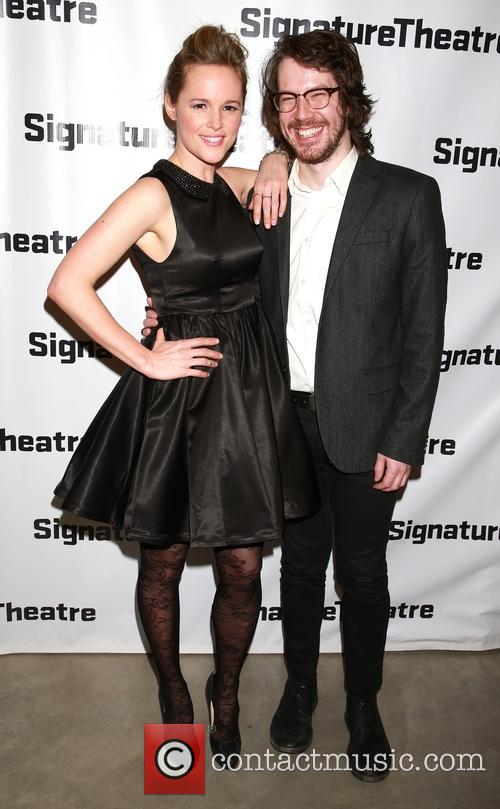 Libby Winters and John Gallagher Jr. 3