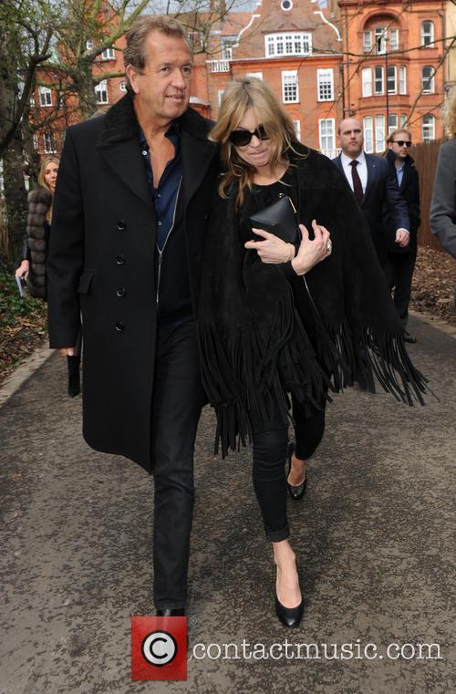 Kate Moss and Mario Testino 6