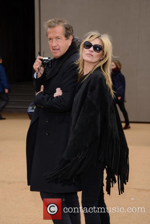 Mario Testino and Kate Moss 2