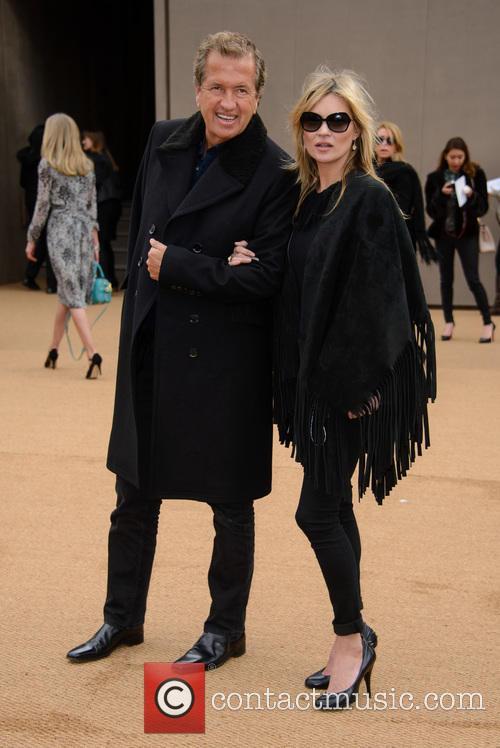 Mario Testino and Kate Moss 3