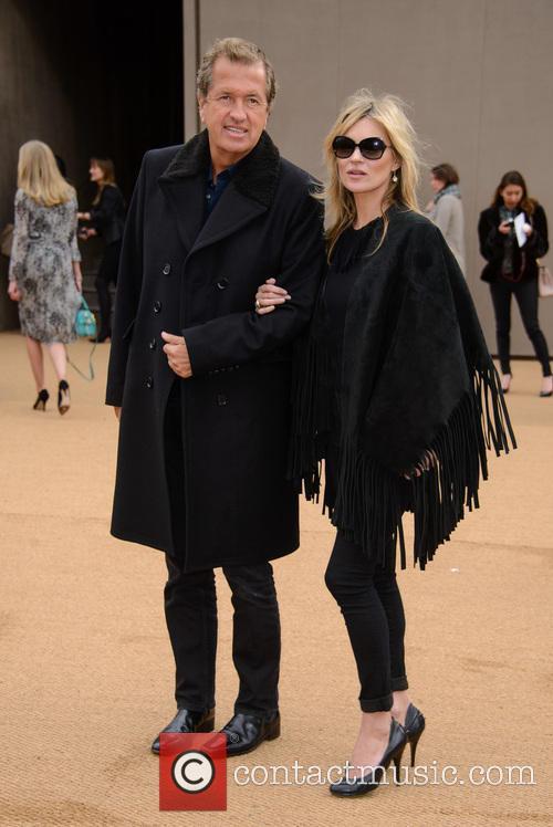 Mario Testino and Kate Moss 4