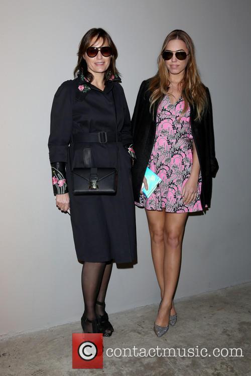 Amber Le Bon and Yasmin Le Bon 3