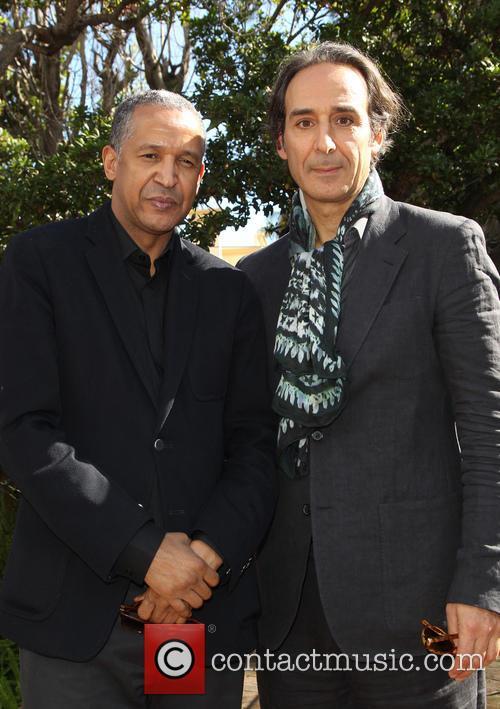 Abderrahmane Sissako and Alexandre Desplat 1