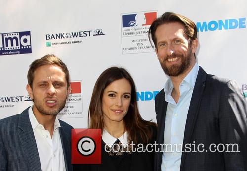 Adrien Sarre, Leslie Coutterand and Sam Bobino 1