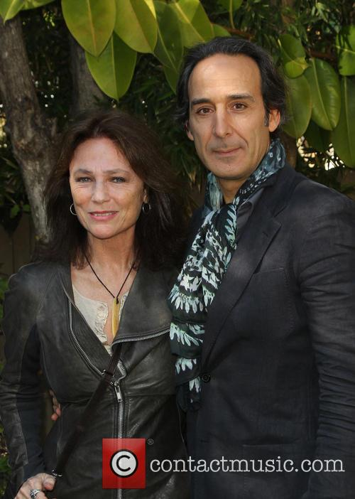 Jacqueline Bisset and Alexandre Desplat 5