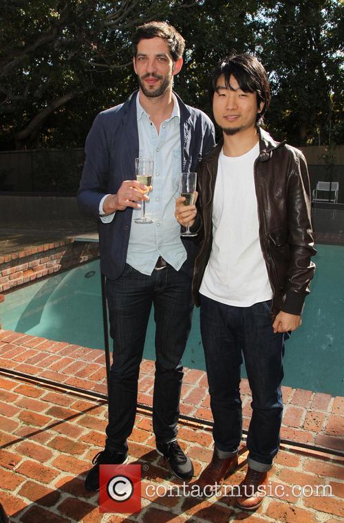 Julian Feret and Hu Wei 2