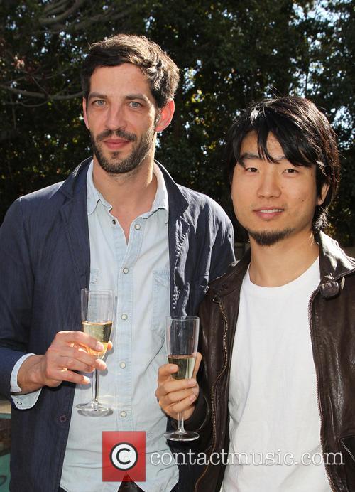 Julian Feret and Hu Wei 1