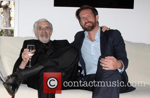 Martin Landau and Sam Bobino 1