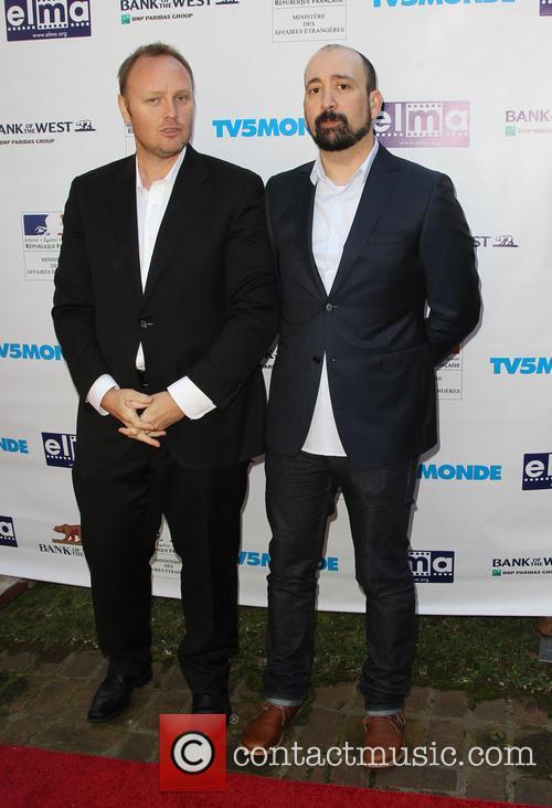 Nicolas Aithadi and Stephane Ceretti 2