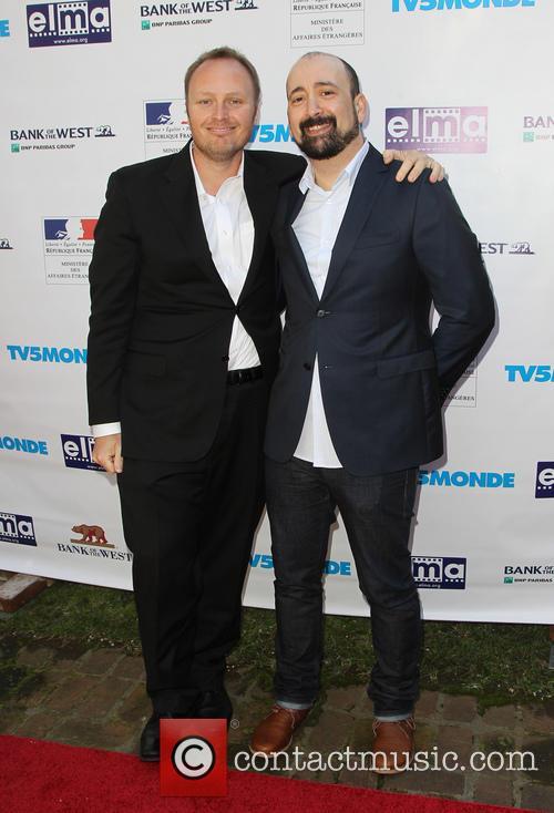 Nicolas Aithadi and Stephane Ceretti 1