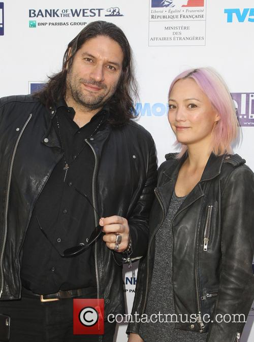 Pom Klementieff and Mathieux Bitton 5