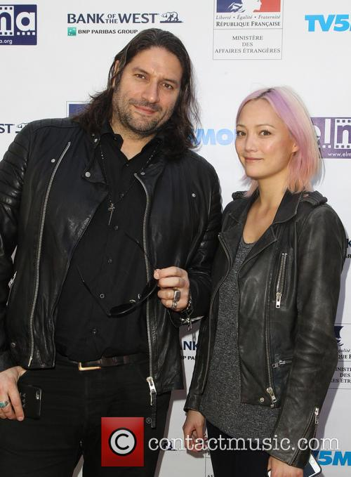 Pom Klementieff and Mathieux Bitton 6