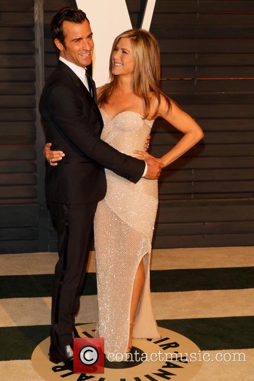 Jennifer Aniston and Justin Theroux 6