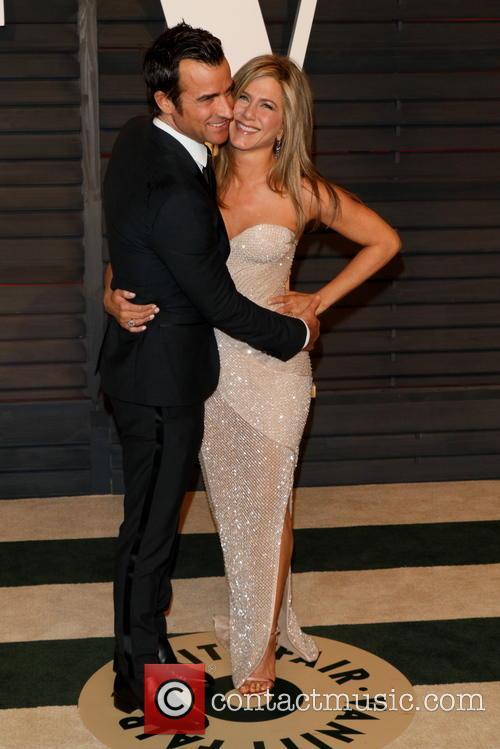 Jennifer Aniston and Justin Theroux 7